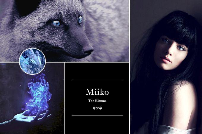 — Eldarya Aesthetic | Character :Miiko Another...