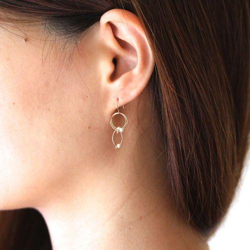 petal mini pierce - asumi bijoux