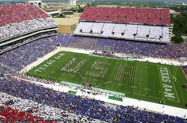 Texas A & MOklahoma States, September 11, Red White Blue, The Games, Kyle Fields, Colleges Stations, Texas A&M, Texas A M, Gig Ems
