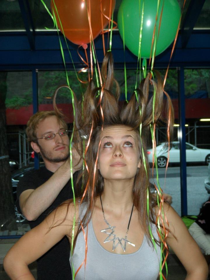 Preparing for Fashion Week Fall 2011