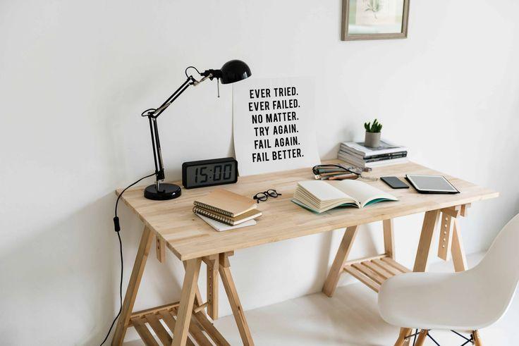 Innovative Furniture Makeover Ideas (Ladder Shelf, Ikea Ekby - Chambre De Commerce Franco Suedoise