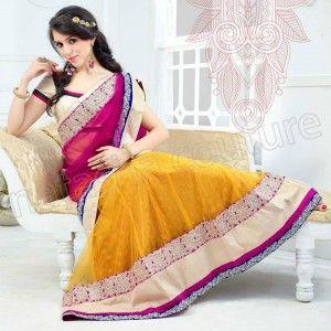 Stylish Lehenga Choli Indian Dresses 2014 by Natasha Couture 2 300x300 Stylish Lehenga Choli Indian Dresses 2014 by Natasha Couture