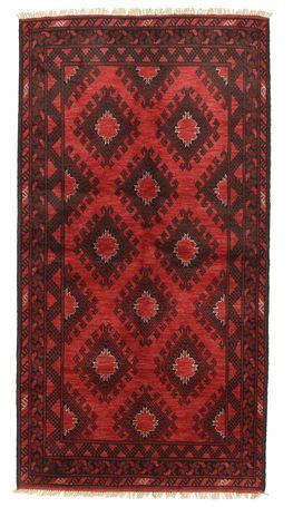 Afghan-matto 101x196