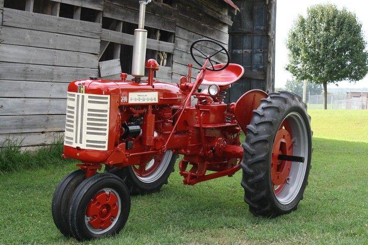 International Harvester 284 Tractor : Farmall international harvester pinterest