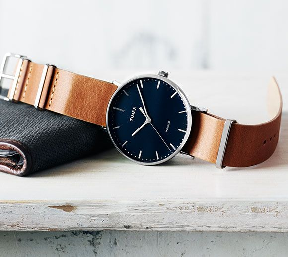 Dress your best with the Timex Fairfield collection. With free shipping on orders over $75, find the Timex style that fits your needs today! Timex