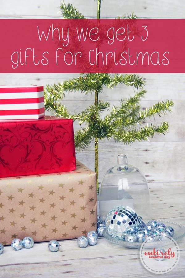 3 Gifts from Entirely Eventful Day {Christmas Tradition Series}