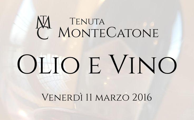 2016: evento a tema olio e vino, una degustazione che vi stupirà e che potete godervi gratuitamente se portate due nuovi amici!