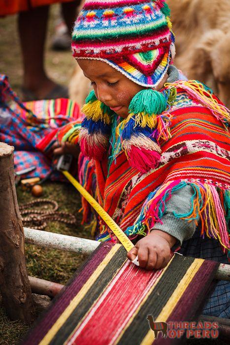 little weaver / Peru