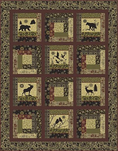 En Iyi 17 Fikir Wildlife Quilts Pinterest Te 214 Rt 252