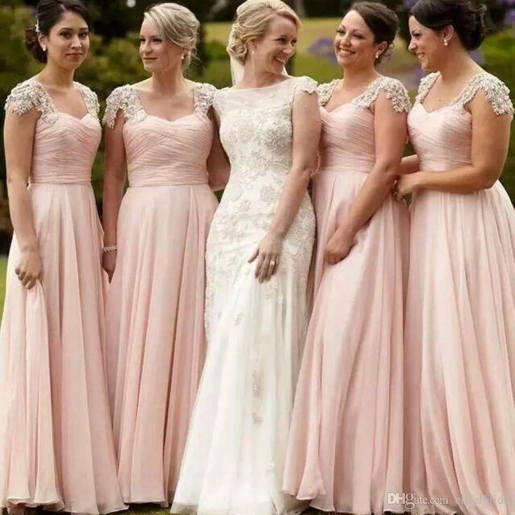 25  best ideas about Beige bridesmaid dresses on Pinterest | Beige ...