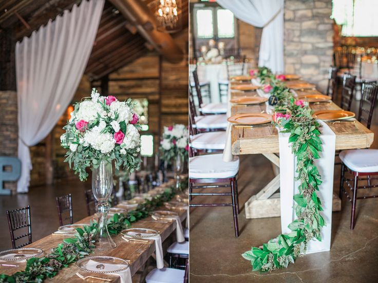 Table Decor | Big Sky Barn | Montgomery, Tx | Nicole Chatham Photography