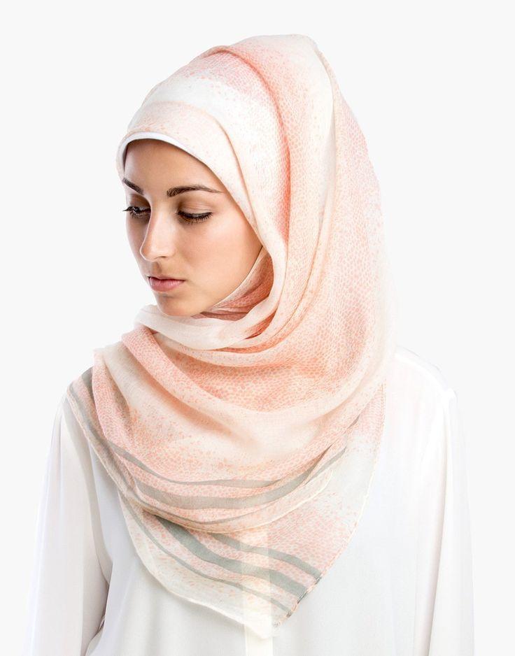 Blushing Bride Hijab