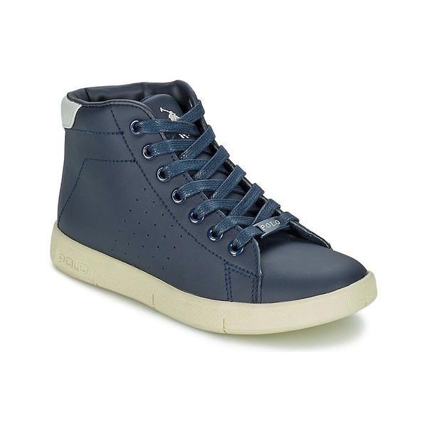 Polo Ralph Lauren Wilton Mid | Boys School Shoes | Kizzies