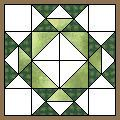 A list of Quilt Blocks with their names and examples and patterns!