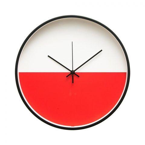 Minimalist Scandinavian Wall Clock