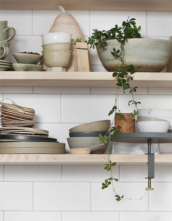 Details from Frida Ramstedts / Trendensers kitchen - image from Trendenser.se