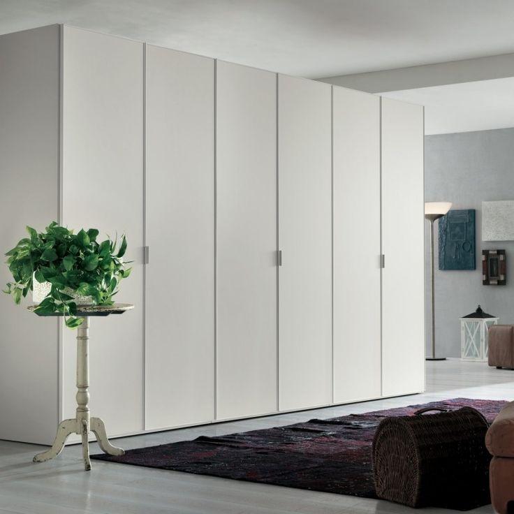 Fabulous Moderner Kleiderschrank mit Faltt ren im Schlafzimmer Schlafzimmer Pinterest Kleiderschr nke und Schlafzimmer