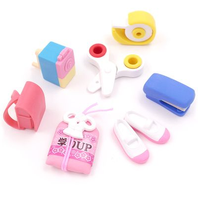 Buy Iwako School Supplies Blister Pack at ARTBOX