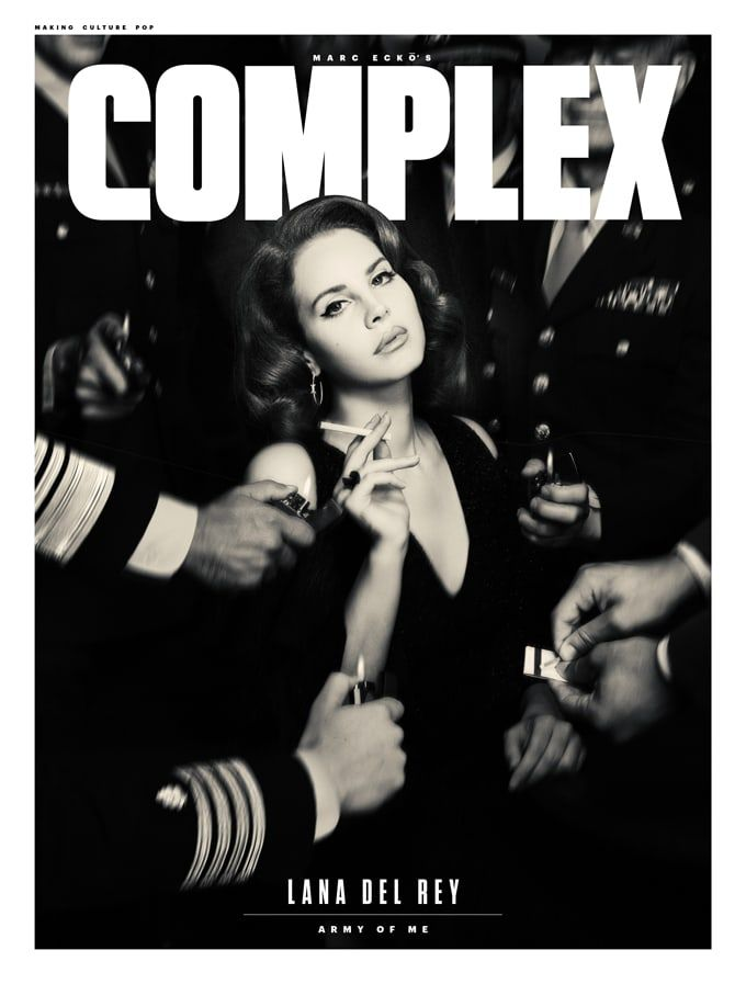 For the third time, Lana Del Rey covers Complex, and in a rare video interview discusses her new album, working with rappers, and getting political.