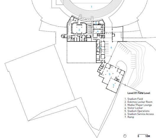Centro Comunitario de Recreación Commonwealth / MacLennan Jaunkalns Miller Architects
