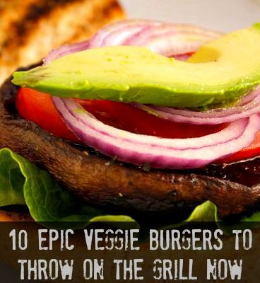 10 burgers to throw on the grill