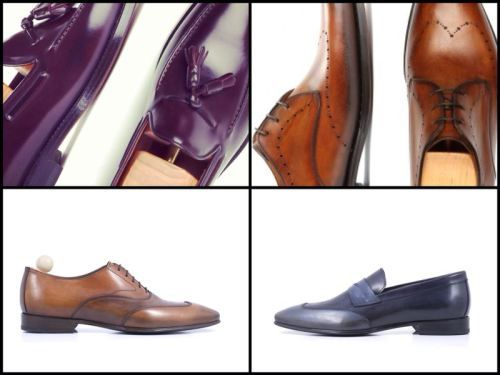#SS14 #collection by #Franceschetti #loafer #mocassin #derby model #oxford model