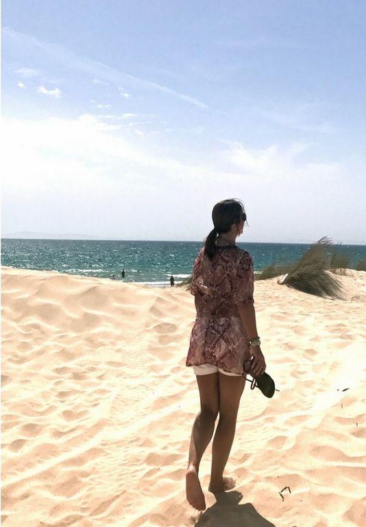 Summer Inspiration Bolonia Beach mit Kaftan von Aquamarine Ibiza, jetzt im Blog!