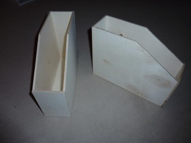 Kennt ihr das auch? Ihr habt wunderschönes Papier und es passt a) nirgends richtig rein und wenn ihr es b) im Liegen lagert, dann findet man...