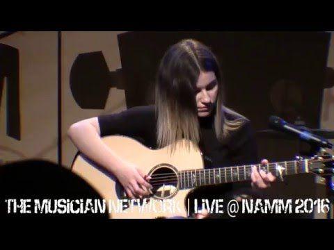 TAYLOR GUITARS w/ GABRIELLA QUEVEDO (Dream On by Aerosmith) - NAMM 2016 - TMNtv - Tronnixx in Stock - http://www.amazon.com/dp/B015MQEF2K - http://audio.tronnixx.com/uncategorized/taylor-guitars-w-gabriella-quevedo-dream-on-by-aerosmith-namm-2016-tmntv/