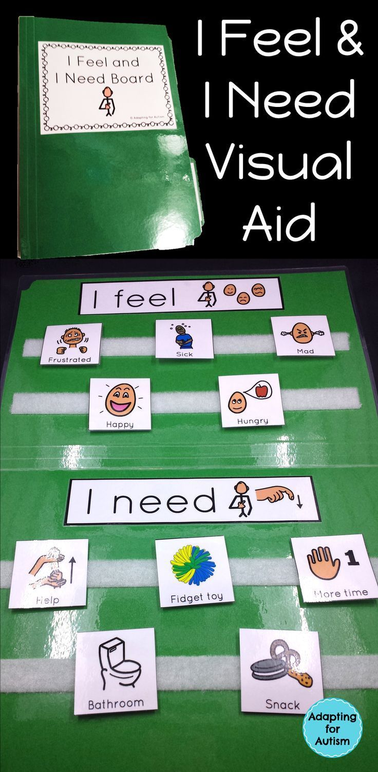This visual choice board is a simple resource for your special education or inclusion classroom.  Perfect for students with autism.