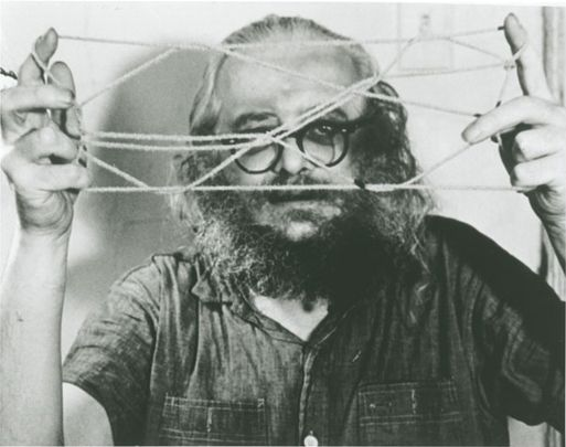 Harry Smith: String Figures at Cabinet, New York