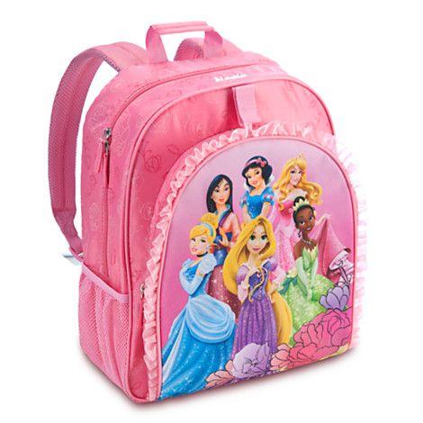 Disney Princess Backpack - Personalizable | Disney StoreDisney ...