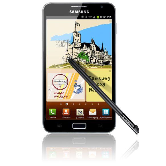 Samsung GALAXY Note - Samsung Mobile