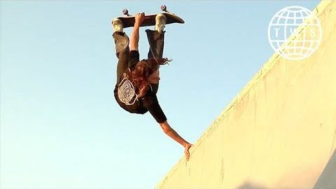 Ace Pelka, Prince Park | TransWorld SKATEboarding: TransWorld Skate – Brent Hyden, maker of the famed Skate Juice series, made this new…