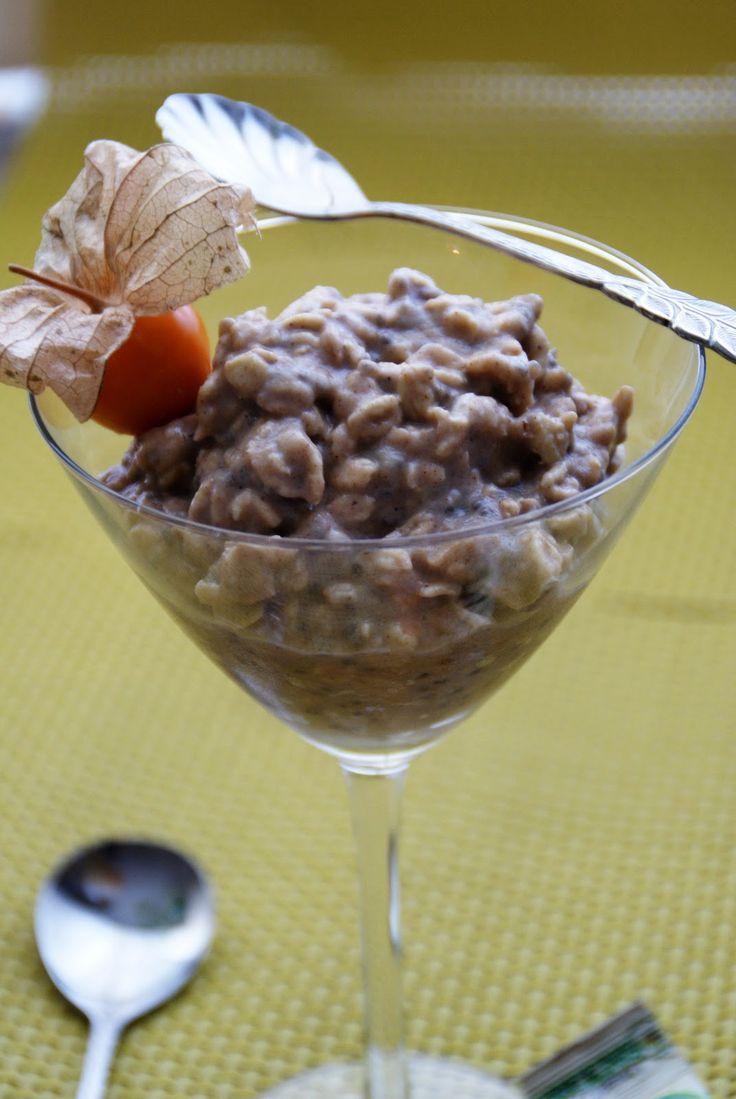 Einfaches Super-Power-Frühstück (mit Chia!) <3