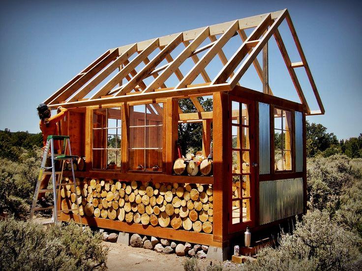69 best Cordwood images on Pinterest | Cordwood homes, Wood ideas ...