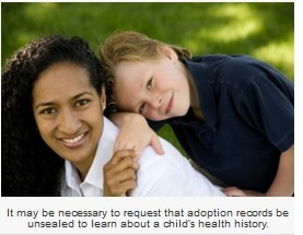 Sealed Adoption Records and Health #Adoption #health http://spotlight.vitals.com/2013/03/sealed-adoption-records-and-health/