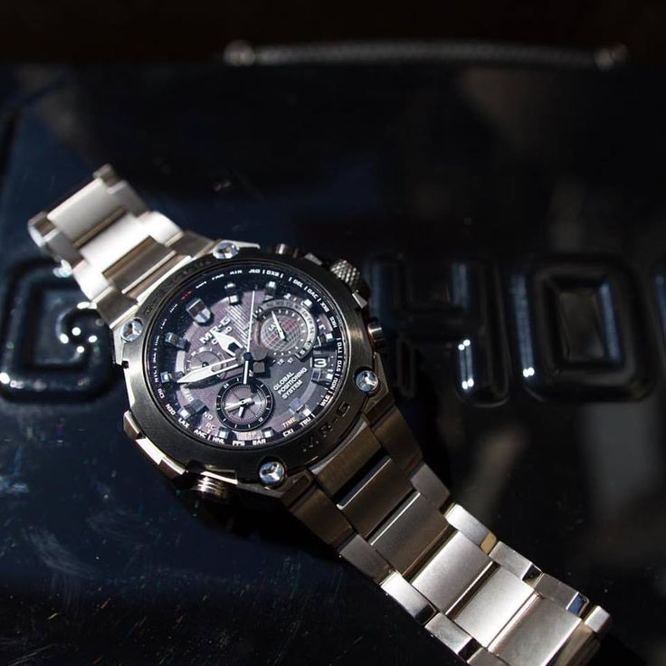 G-Shock GPS Time Syncing MRG-G1000DC1A-1