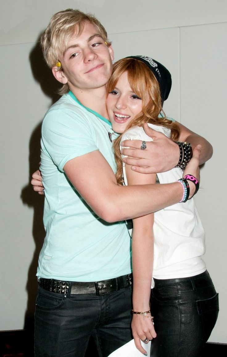 Bella Thorne and Ross Lynch - Move Your Body Flash Workout