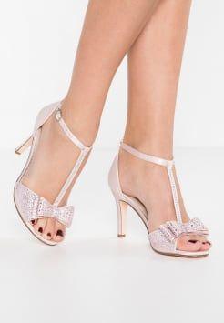 Anna Field - Korolliset sandaalit - rose