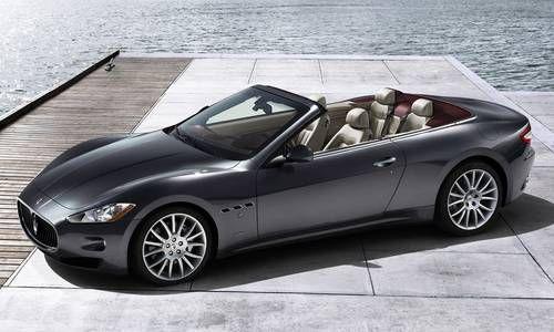 #Maserati #GranCabrio. La prima cabriolet 4 posti nella storia del tridente. Auto moderna elegante e dinamica.