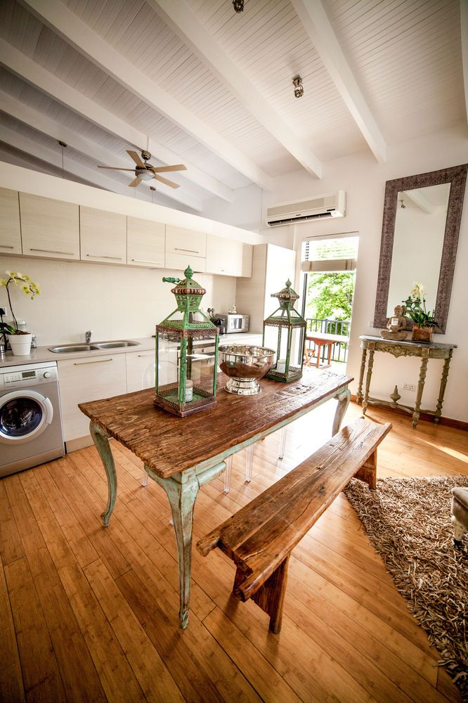 The Ivy Apartments, Franschhoek, Apartment 4, In-Room Dining