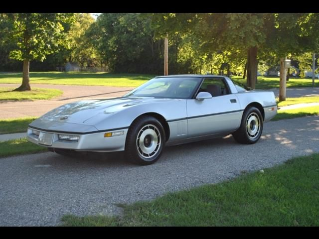 1985 Corvette Coupe For Sale Michigan 1985 L98 V8 230hp 4 Speed Manual 4 3 Rem 7 888 Listing 81670 1985 Corvette Corvette Chevrolet Corvette C4