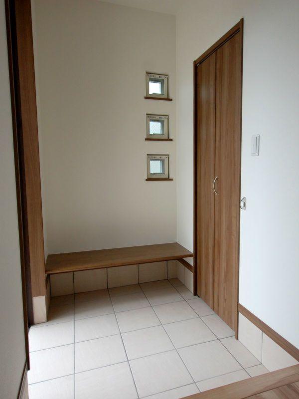 世界に1つのオリジナルオーダー造作 工藤工務店の施工写真集 玄関
