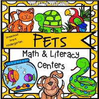 Little learners need many opportunities to explore , manipulate, represent, and learn various math concepts and skills. The math center i...