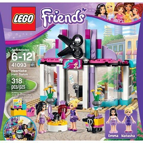 LEGO Friends Heartlake Hair Salon 41093 - Discount Toys USA