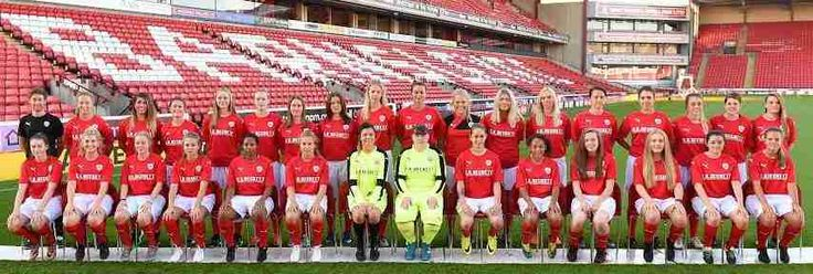 Barnsley FC Ladies - Barnsley Ladies and Juniors