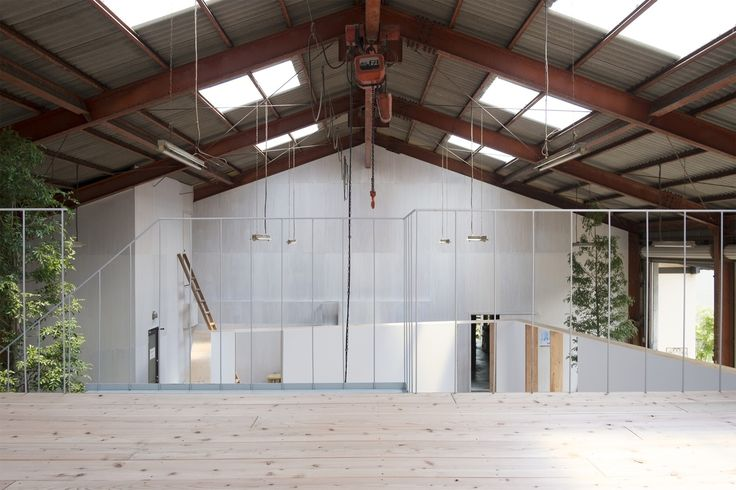 Gallery of Warehouse Renovation / Yabashi architects & associates - 1