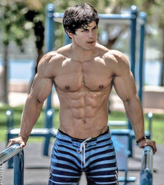 Muscle Men Dick 101