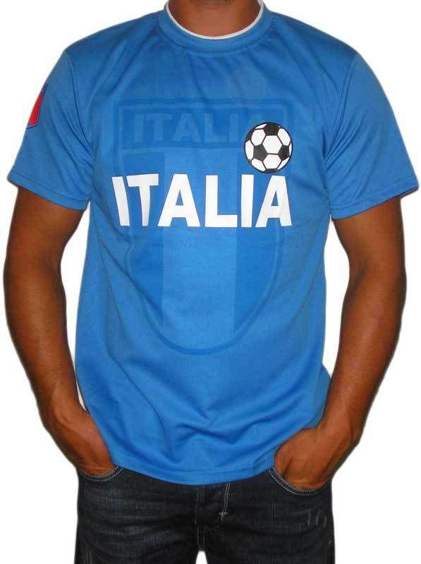 Ανδρικό t-shirt μπλε ρουά με print Italia μόνο 5.00€ #moda #style #fashion
